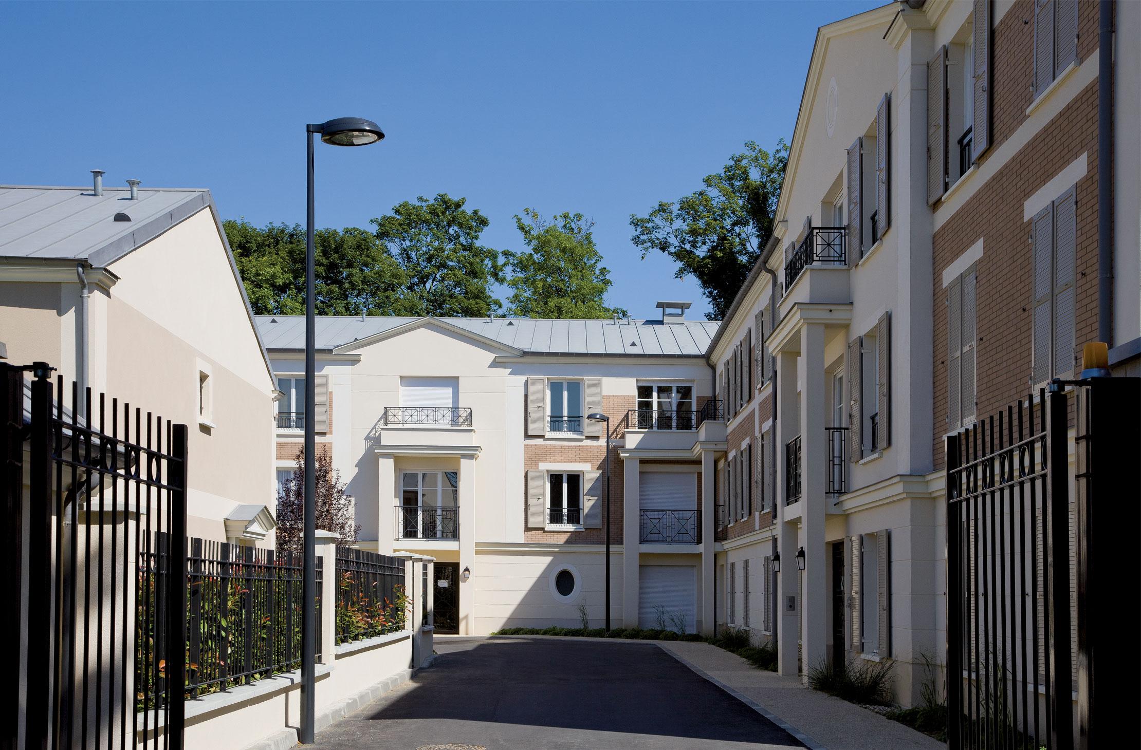 Home St Germain En Laye réalisation st-germain-en-laye (78) - windsor immobilier